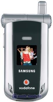 Samsung SGH-Z110 Datenblatt - Foto des Samsung SGH-Z110