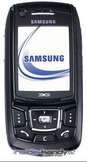 Samsung SGH-Z350 Datenblatt - Foto des Samsung SGH-Z350