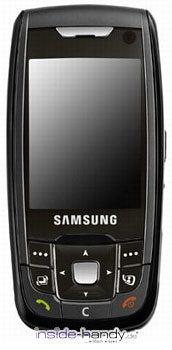 Samsung SGH-Z360 Datenblatt - Foto des Samsung SGH-Z360