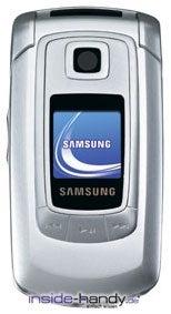 Samsung SGH-Z520
