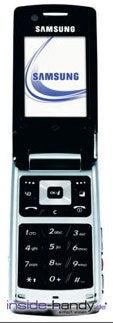 Samsung SGH-Z710 Datenblatt - Foto des Samsung SGH-Z710