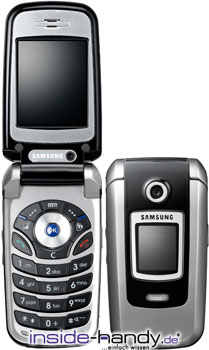 Samsung SGH-ZM60 Datenblatt - Foto des Samsung SGH-ZM60