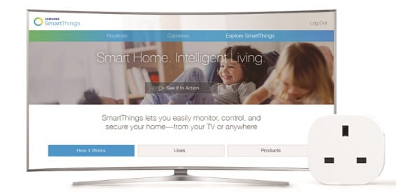 Samsung Smart TV 2016