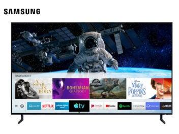Apple TV App auf einem Samsung Smart TV