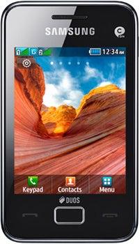 Samsung Star 3 DuoS Datenblatt - Foto des Samsung Star 3 DuoS