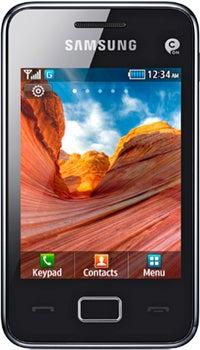 Samsung Star 3 Datenblatt - Foto des Samsung Star 3
