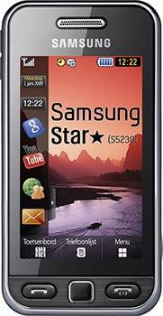 Samsung Star Datenblatt - Foto des Samsung Star