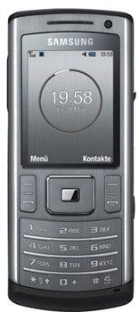 Samsung U800 Soul b Datenblatt - Foto des Samsung U800 Soul b