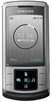 Samsung U900 Soul Datenblatt - Foto des Samsung U900 Soul
