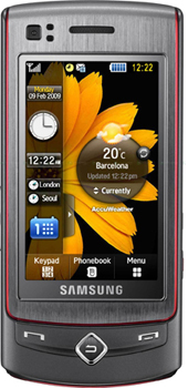Samsung UltraTouch Datenblatt - Foto des Samsung UltraTouch