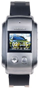 Samsung Watch Phone Datenblatt - Foto des Samsung Watch Phone