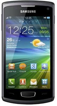 Samsung Wave 3 Datenblatt - Foto des Samsung Wave 3