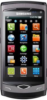 Samsung Wave Datenblatt - Foto des Samsung Wave