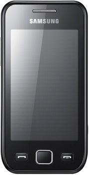 Samsung Wave525 Datenblatt - Foto des Samsung Wave525