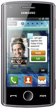 Samsung Wave578 Datenblatt - Foto des Samsung Wave578