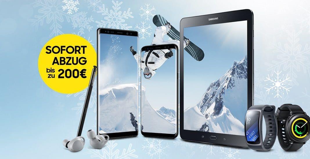 Samsung Winterspiele
