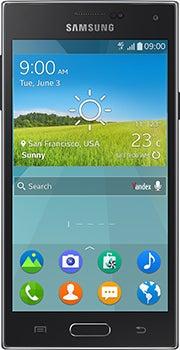 Samsung Z Datenblatt - Foto des Samsung Z