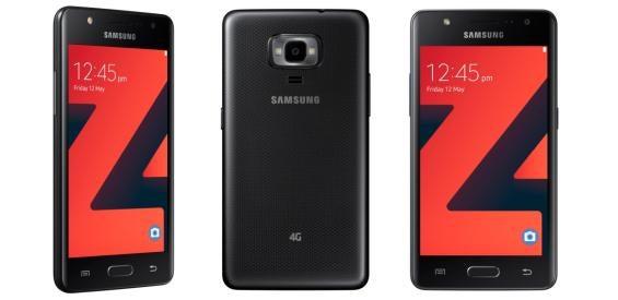 Samsung Z4 mit Tizen