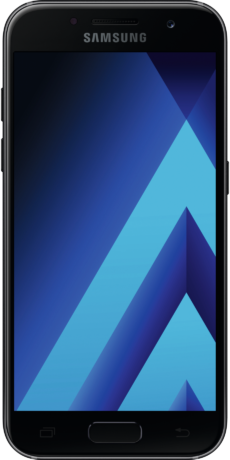 Samsung Galaxy A3 (2017) Front