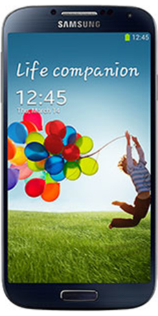 Samsung Galaxy S4 Front