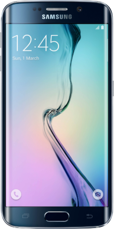 Samsung Galaxy S6 Edge Front
