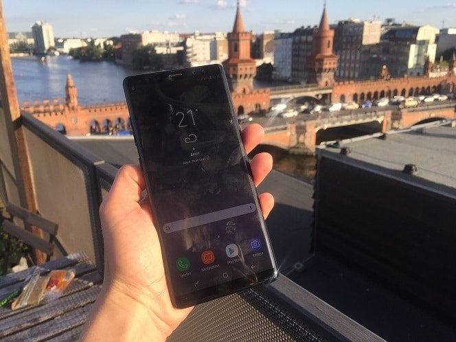 Samsungs neues Phablet: Galaxy Note 8