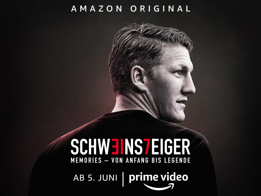 Schweinsteiger Memories Dokumentarfilm bei Amazon Prime Video