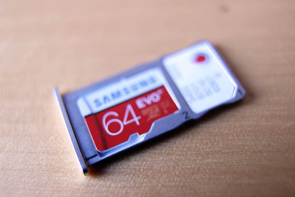 Samsung A5 Sd Karte Einlegen.Micro Sd Karte Optimieren Mehr Platz Auf Dem Smartphone