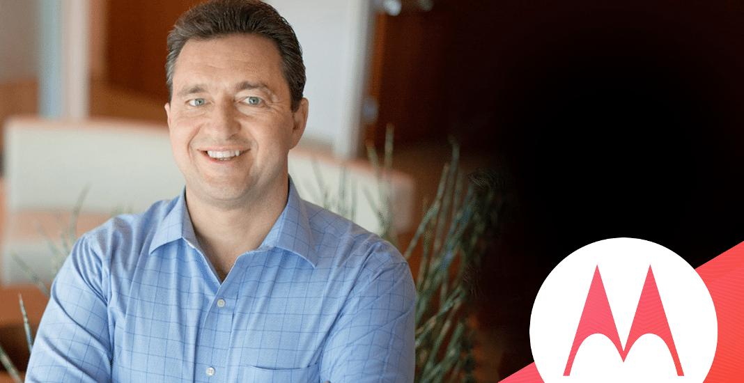 Neuer Motorola-Chef: Sergio Buniac