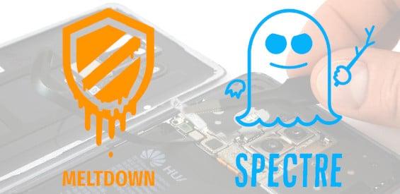Sicherheitslücke Smartphone-Prozessor Meltdown Spectre