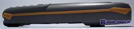Siemens M65 - Seitenansicht ohne Metallbügel