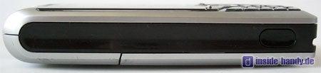 Siemens S65 : Seitenansicht