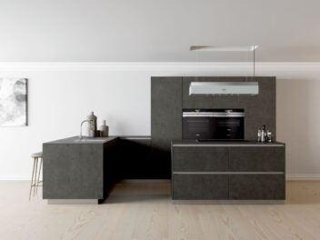 Smarte Küche von Siemens