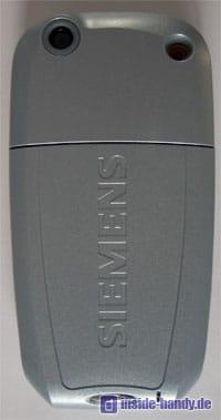 Siemens SX1 - Rückseite