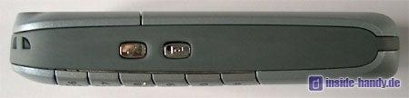 Siemens SX1 - Seitenansicht