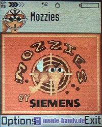 Siemens SX1 - Spiel Mozzies