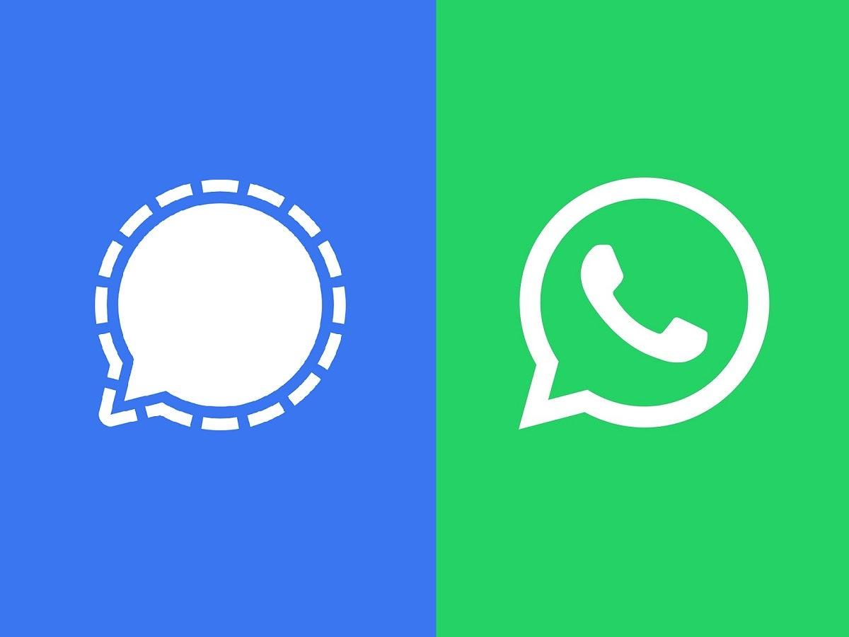 WhatsApp und Signal angreifbar – diese Alternative bietet mehr Schutz - inside digital