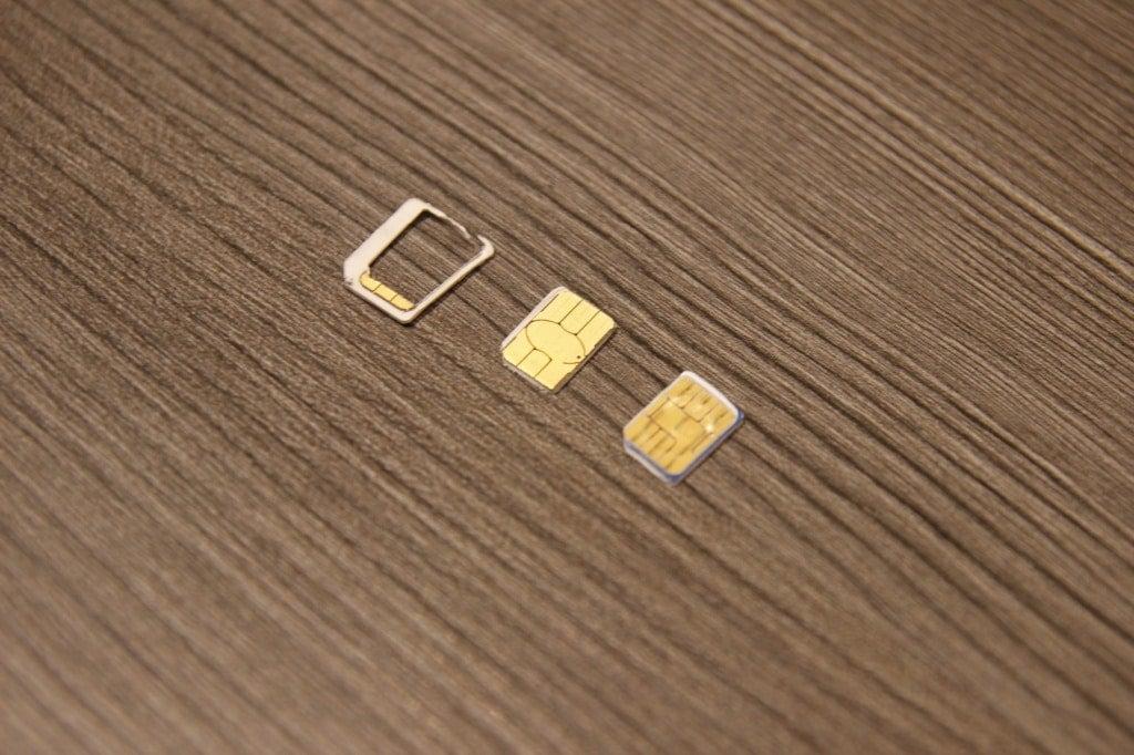 Nano Karte Zuschneiden.Sim Karte Selber Stanzen So Funktioniert Es Ohne Beschädigung