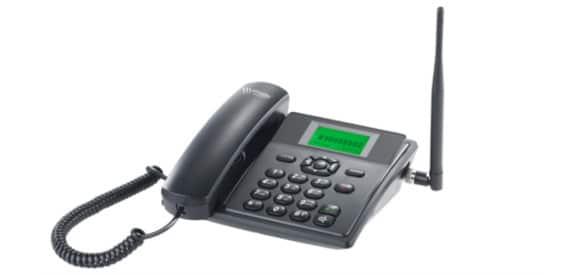 simvalley communications GSM-Tischtelefon TTF-401