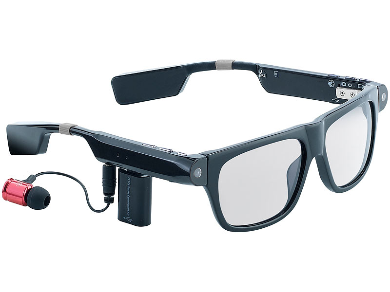 Simvalley Mobile Smart Glasses SG-100.bt