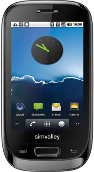 simvalley MOBILE SP-60 GPS Datenblatt - Foto des simvalley MOBILE SP-60 GPS