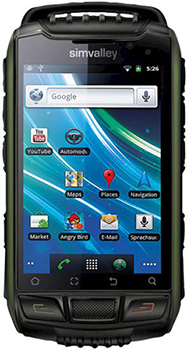 simvalley MOBILE SPT-800 Datenblatt - Foto des simvalley MOBILE SPT-800