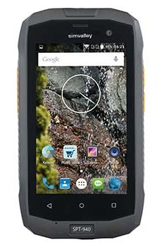 simvalley MOBILE SPT-940 Datenblatt - Foto des simvalley MOBILE SPT-940