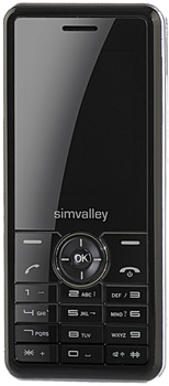 simvalley MOBILE SX-320 Datenblatt - Foto des simvalley MOBILE SX-320