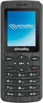 simvalley MOBILE SX-325 Datenblatt - Foto des simvalley MOBILE SX-325