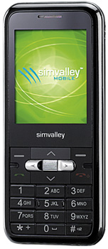 simvalley MOBILE SX-330 Datenblatt - Foto des simvalley MOBILE SX-330