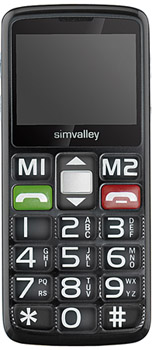 simvalley MOBILE XL-915 Datenblatt - Foto des simvalley MOBILE XL-915