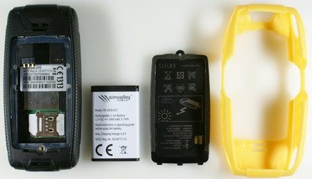 simvalley MOBILE XT-520 SUN