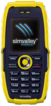 simvalley MOBILE XT-520 SUN Datenblatt - Foto des simvalley MOBILE XT-520 SUN