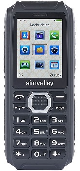 simvalley MOBILE XT-690 Datenblatt - Foto des simvalley MOBILE XT-690